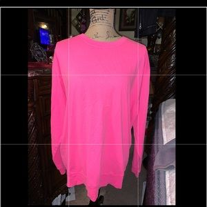 """NEW BRIGHT PINK TOP FROM VICTORIA'S SECRET """"PINK"""""""